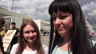 Из Москвы: хотели бы россияне посетить Украину?
