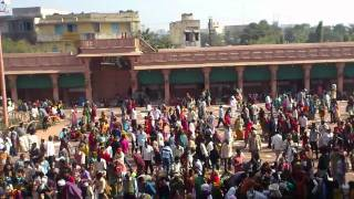 Pritesh Patel visit Nadiad santram mandir