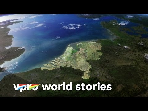 The Netherlands from above - E7/10 - Why do we live where we