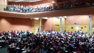 Conferencia iniciación universitaria