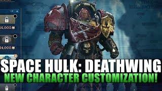 Space Hulk: Deathwing ► Armour Customization (PC/Console)