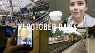 VLOGTOBER DAY 4: Edinburgh Bound | sunbeamsjess