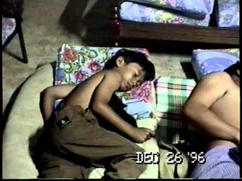 anak kanduk slumber party dec96   youtube