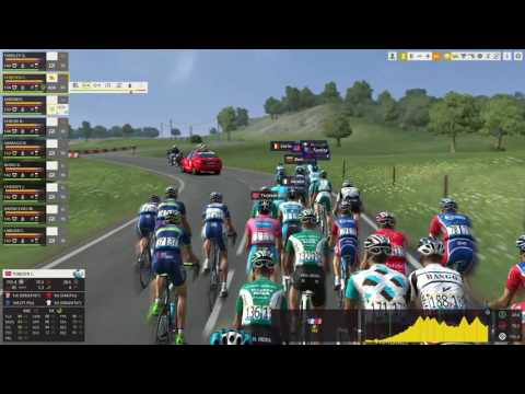 Pro Cycling Manager 2016 - Episode #126 - Team Effort