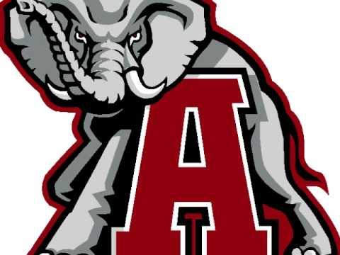 University Of Alabama Crimson Tide Fight Song Youtube
