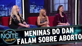 The Noite (18/11/15) - Meninas do Dan com Heloísa Faissol, MC Vesga e Mulher Pêra