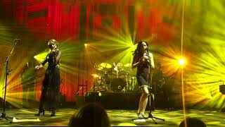 The Corrs returning at the Royal Albert Hall in London on October 1...