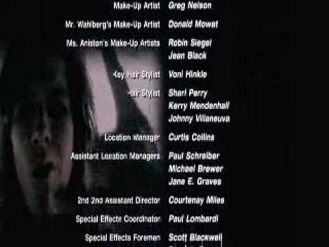 Rock Star (2001) - End Credits