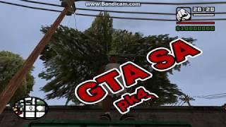 Паркур мод GTA SA pk40 mod
