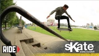 SKATE Vancouver with Rick McCrank