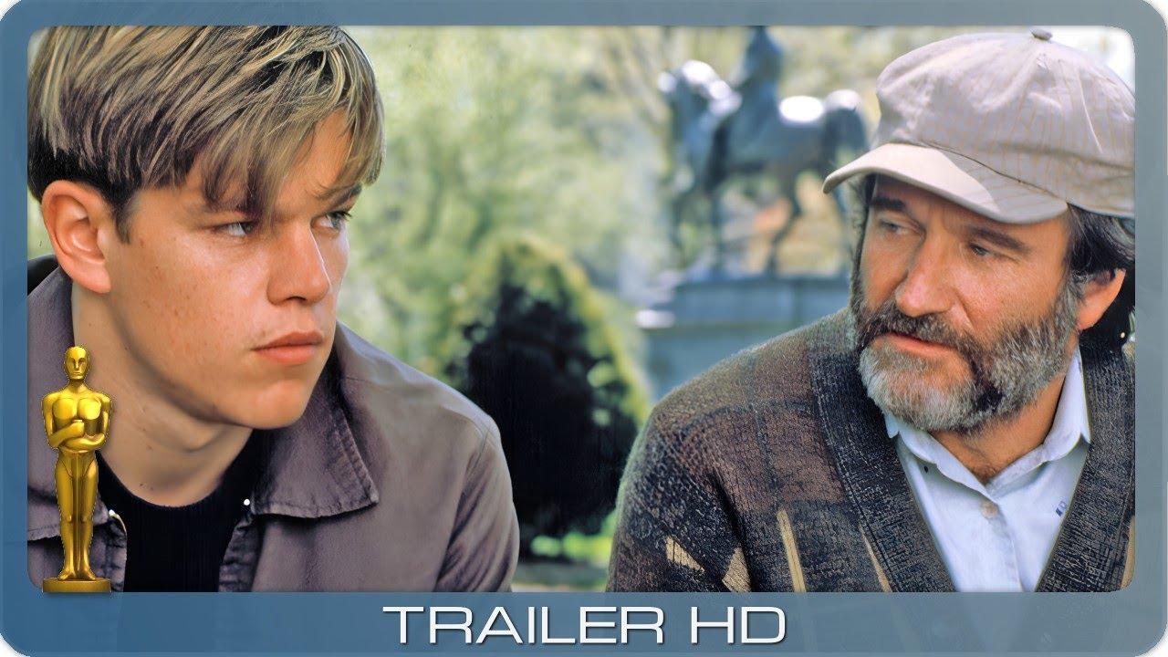 Good Will Hunting ≣ 1997 ≣ Trailer ≣ German | Deutsch