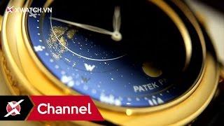 Đồng hồ 10 tỉ của đại gia Minh Nhựa, Patek Philippe Geneve Sky Chart 6103G