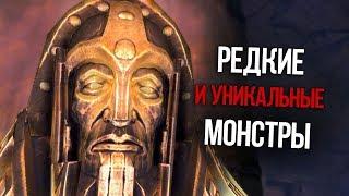 Skyrim Редкие и Уникальные Монстры, Существа и Противники, О которых вы могли не знать