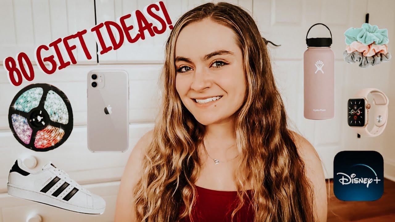 Teen Christmas Wish List 2020 80 Gift Ideas Youtube