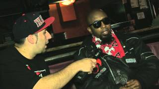 Tech N9ne Interview, Special Effects, Smoking Weed, and US Troops