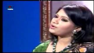 Ghorete vromor elo gunguniye - Tagore song by Shimu Dey