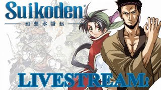 Suikoden RNG Livestream! The birth of #TirHo