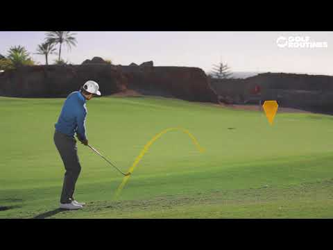 Golf Routines 022 – Chipping – Advanced Tactics