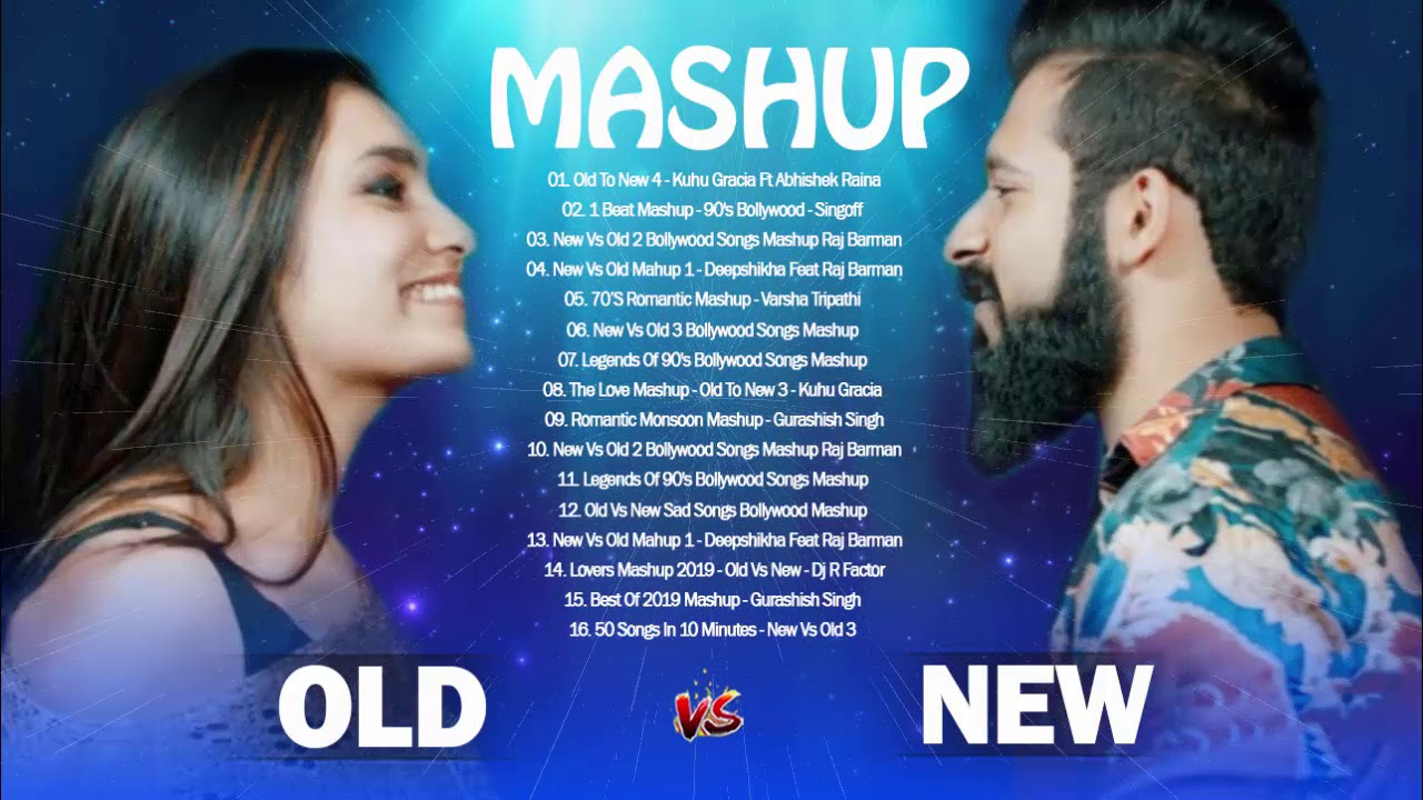 Download Old Vs New Bollywood Mashup Songs 2020 - New Hindi Mashup Songs 2020 Sep //Love mashup -indian songs