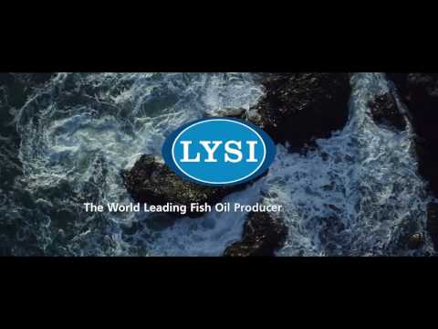 Lýsi promotional video consumer products.