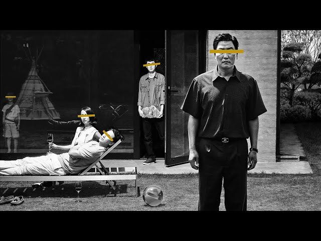 PARASITE (Black & White version) Trailer