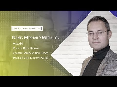 Mykhailo Merkulov for BUSINESS BRAIN OF UKRAINE
