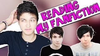 READING MY OWN FAN FICTION!