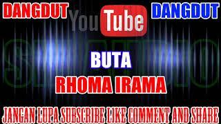 Karaoke Dangdut KN7000 Tanpa Vokal   Buta - Rhoma Irama HD