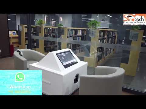 #studymbbs#mbbsabroad Hebei medical university  Library