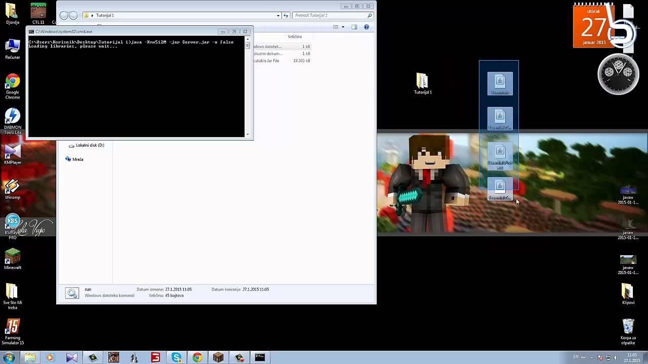 minecraft serveri za druženje 1.7.5 web mjesto za upoznavanje 13-godišnjaka