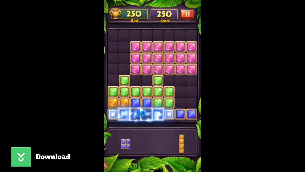 Bubble game – gaming 2012.