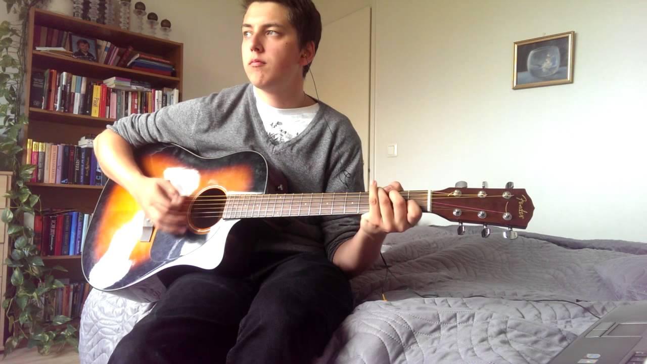 sanni-me-ei-olla-enaa-me-kitara-cover-rasmus-hakonen