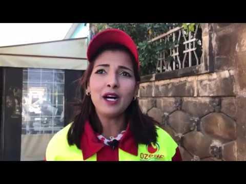 تعرف على ملكة جمال عاملات النظافة بالمغرب  - 20:23-2018 / 3 / 21