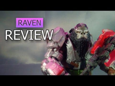 """Halo Universe Wave 2 Atriox Mattel 6"""" Review en Español"""