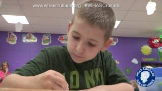 Owen Co. student improving thanks to Crusade ...