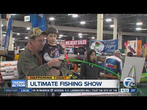 Ultimate Fishing Show
