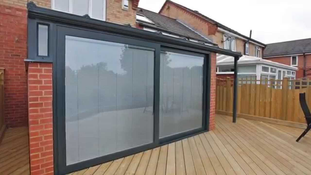 Self cleaning glass coating double glaze units with for Double glazed window units