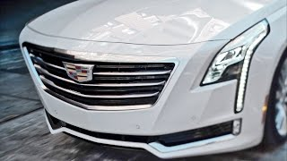 2016 Cadillac CT6 - First look