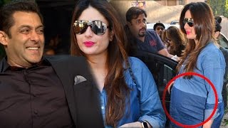 salman khan can t live without ex pregnant kareena kapoor enjoying before delivery