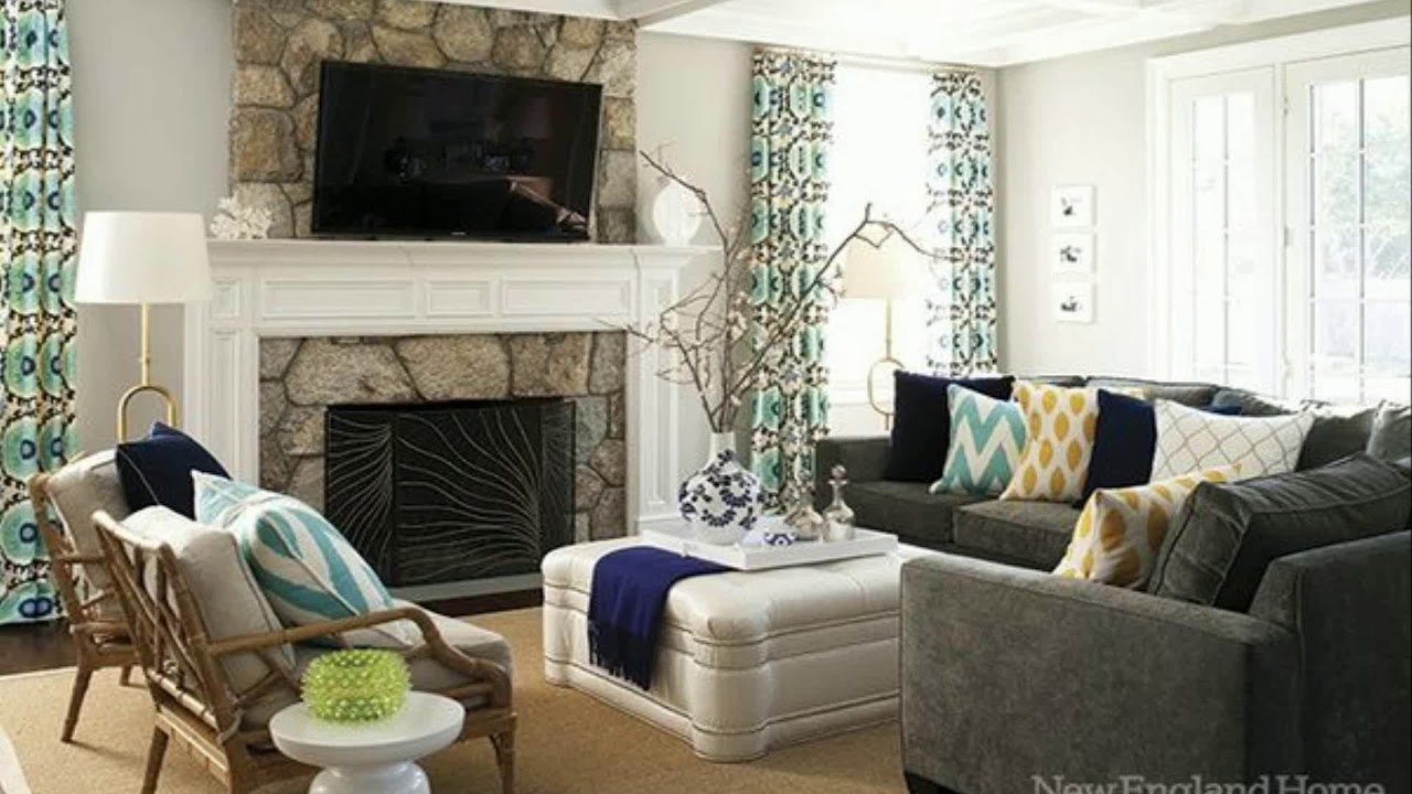 Living Room Layouts With Tv Over Fireplace Novocom Top