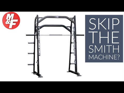 Is the Smith Machine Garbage? | M&F Reps