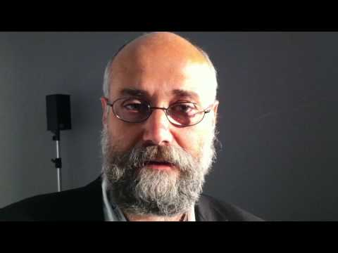 Yochai Benkler on the eG8 - YouTube