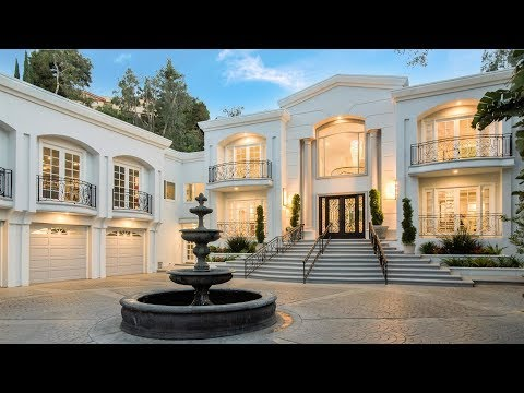 Beverly Hills 10,000 SF Mediterranean-style property (Pacquiao's former home)
