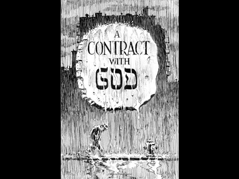 Indie Comic Vault | A Contract with God by Will Eisner