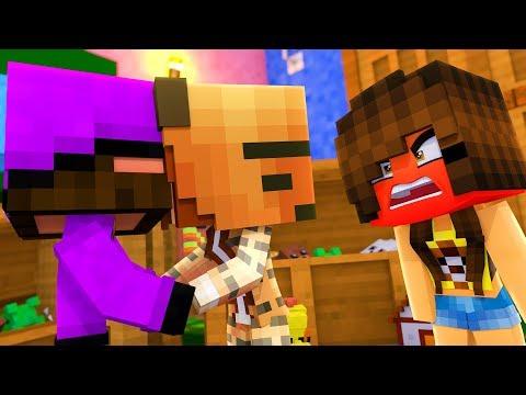 Minecraft Daycare - STEALING GOLDY'S BOYFRIEND!? (Minecraft Roleplay)