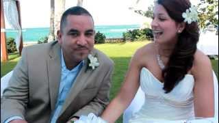 Theresa & Guadalupe Zaragoza, Wedding Couple from Couples Tower Isle