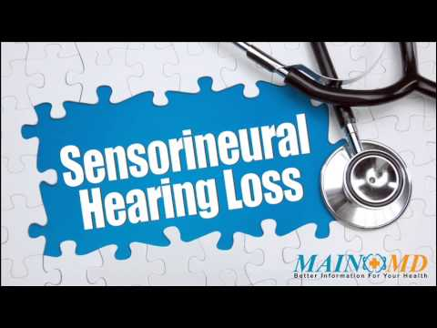 Sensorineural Hearing Loss ¦ Treatment and Symptoms