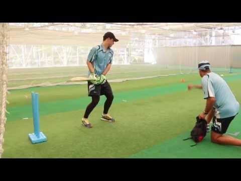Coaches Corner - U13/14 Batting to Spin