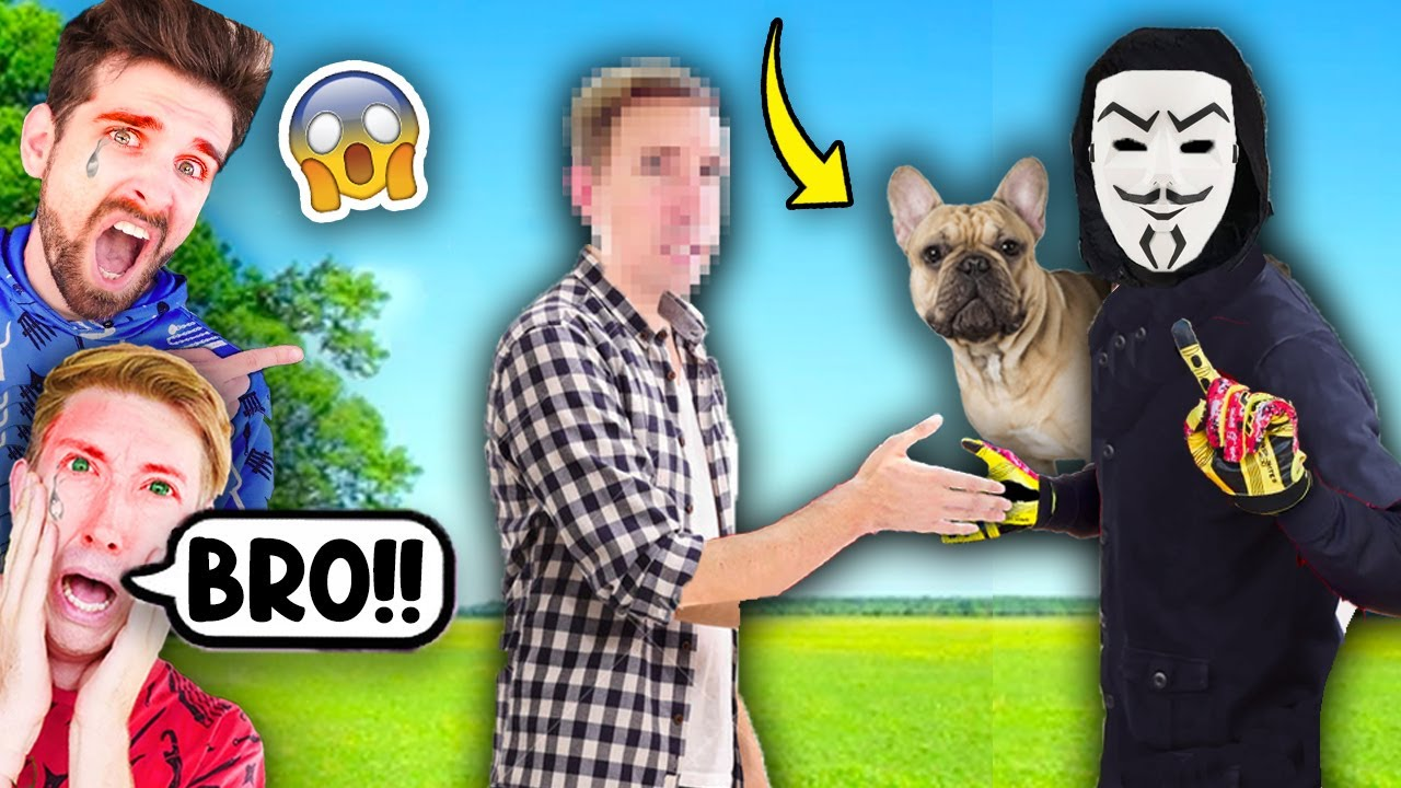 FOUND DOUGLAS & CWC BROTHER **FACE REVEAL!** 😱🐶 (Chad Wild Clay Spy Ninjas Vy Qwaint Daniel Melvin)