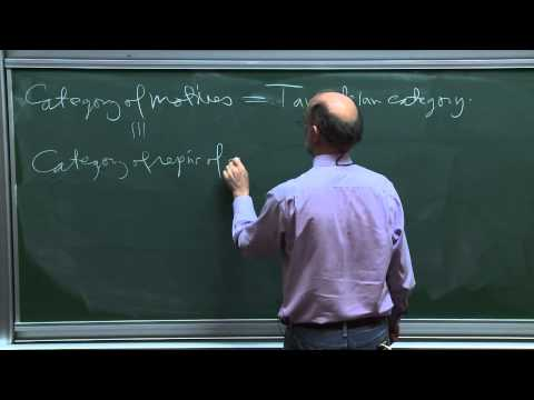 Spencer Bloch - Motives in mathematics and in physics